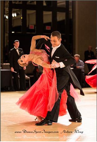 Sarah-Maude Thibaudeau et Daniel Studenny - Danse Sportive (standard)