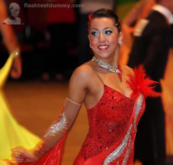 Sarah-Maude Thibaudeau, danseuse sportive originaire de Laval