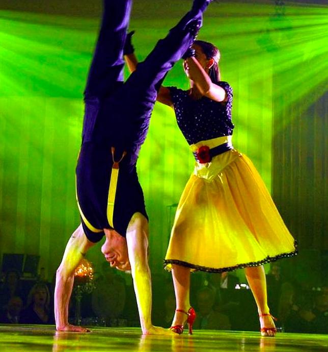 Dance Show, Sarah-Maude Thibaudeau